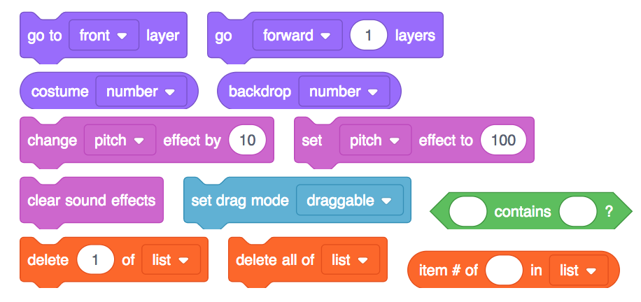 Scratch 3 0 is Here! | Making things    Learning Things